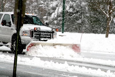 Snow removal in Indianapolis